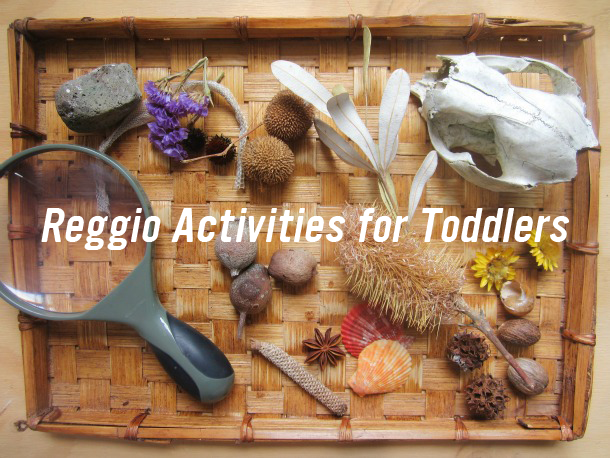 Reggio Activities for Toddlers