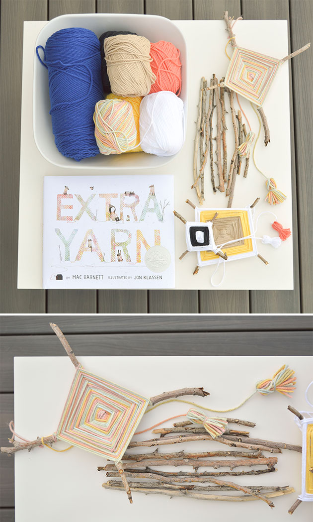 Picture Book Project: Extra Yarn