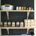 Our Atelier: Chalk Wall