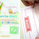The Write Start by Jennifer Hallissy