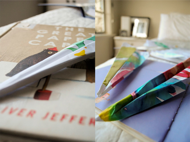 Picture Book Projects: The Great Paper Caper