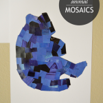 Crafts for Kids: Animal Mosaics