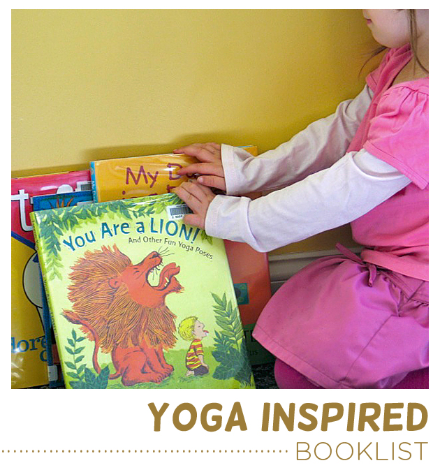 Yoga Inspired Booklist