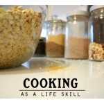 Cooking, as a Life Skill