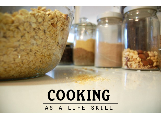 Cooking as a Life Skill