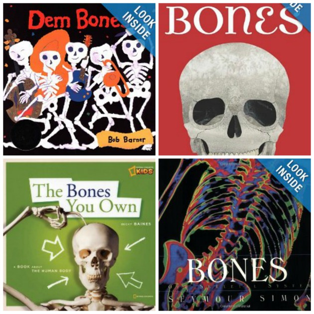 Dem Bones Skeleton Yoga