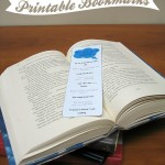 Printable Bookmarks Two Ways