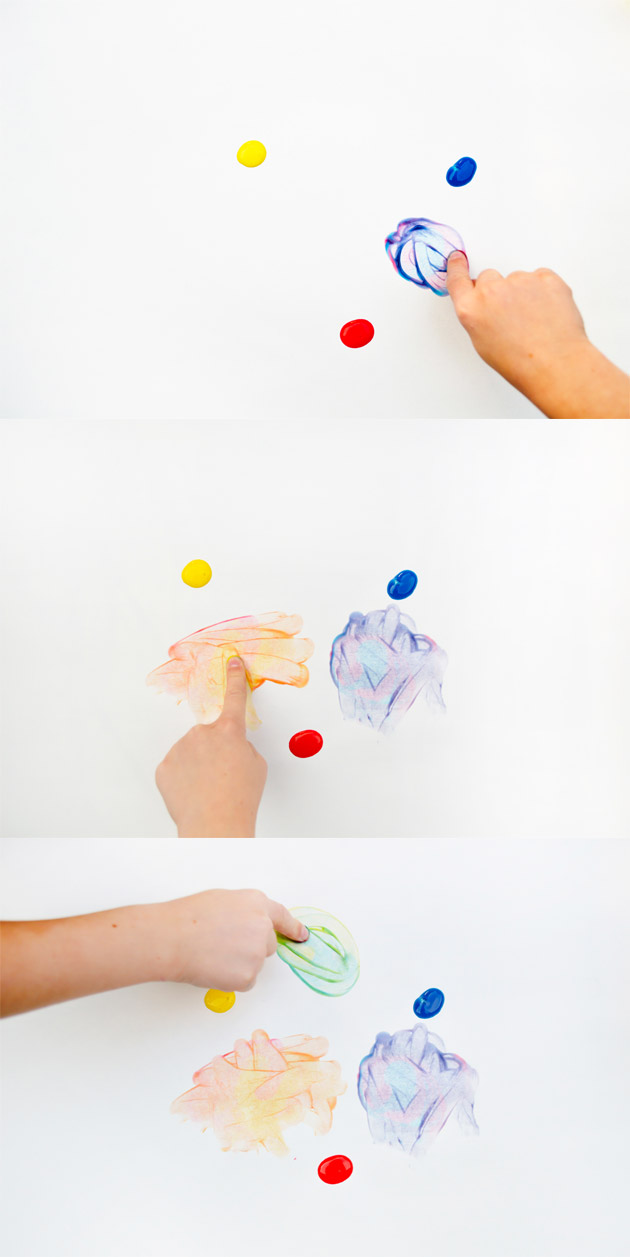 Color Theory for Little Ones