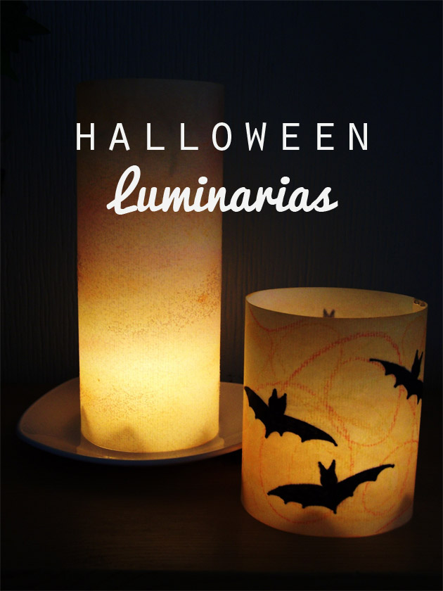 Luminaria tutorial