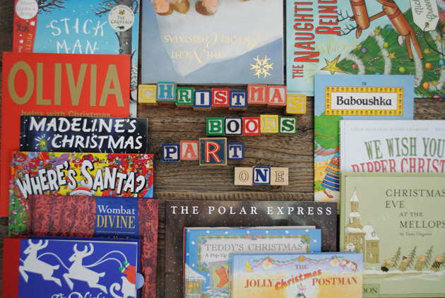 A Very Merry Christmas Booklist