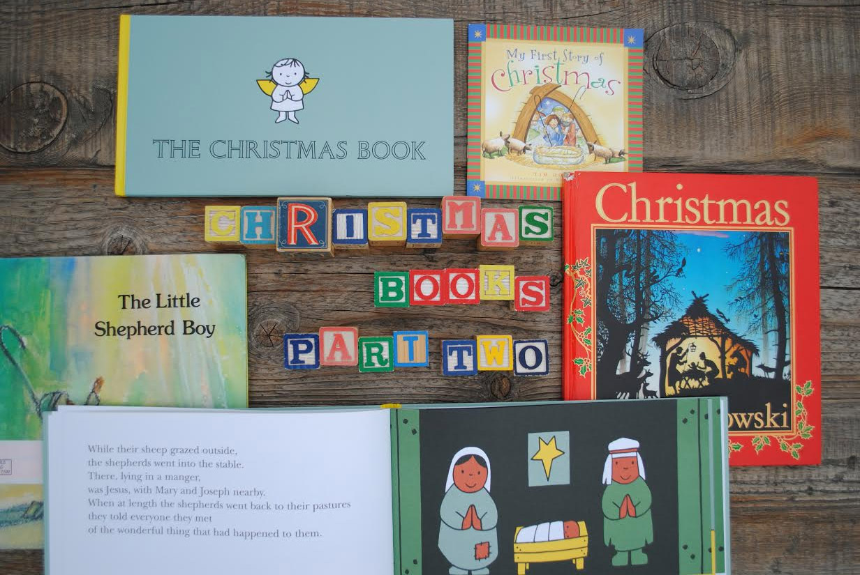 A Very Merry Christmas Booklist (Part 2)