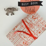 Homespun Gifts: Shape Maker Busy Book