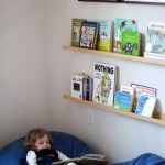 From the Pinboards: Five Reading Nooks