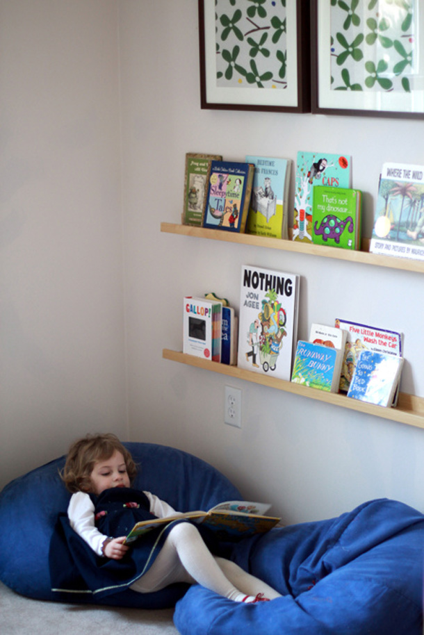 5 Reading Nooks for Kids 1