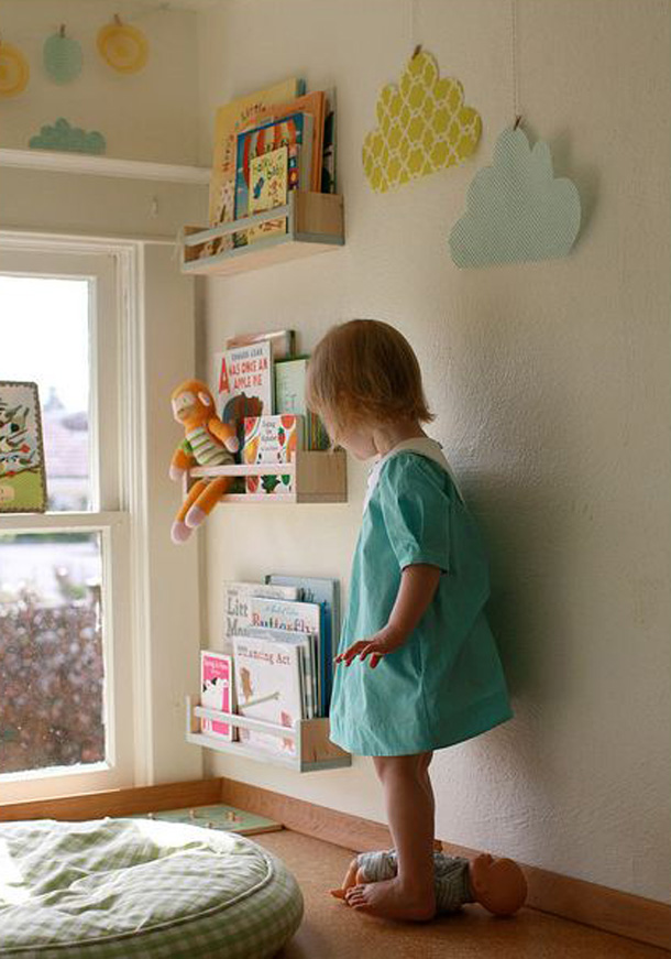 5 Reading Nooks for Kids2