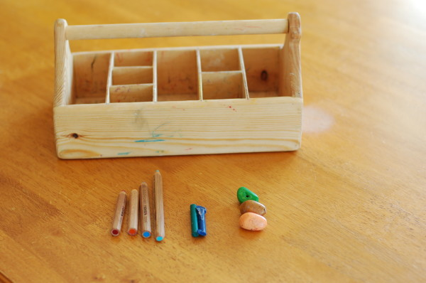 Playful Learning: Toddler Caddy