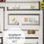 Handmade City Play Mat