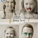 DIY Funny Faces