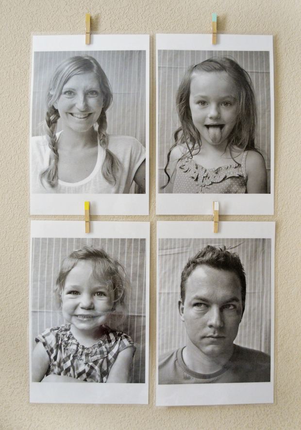Playful Learning: DIY Funny Faces