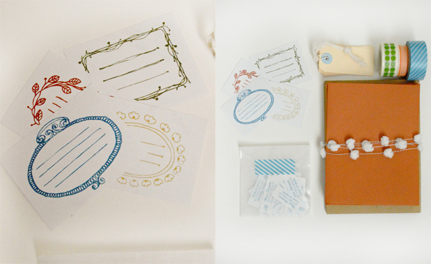 Playful Learning: Letter Writing Kit