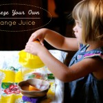 Squeeze Your Own Orange Juice