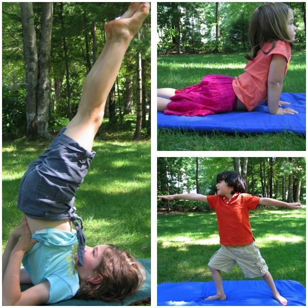 Playful Learning: Introducing Yoga Through Storytelling
