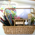 Card Making Caddy