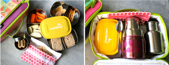 Playful Learning: Eco-Frendly Lunch Gear