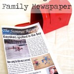 Writing a Family Newspaper