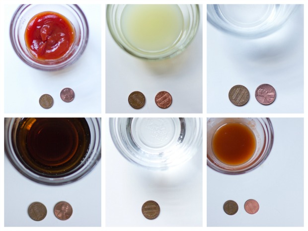 Playful Learning: Six Ways to Clean a Penny