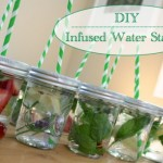 DIY Infused Water Station