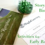 Storybook Bingo + More Activities for Early Readers