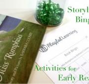 Playful Learning: Storybook Bingo