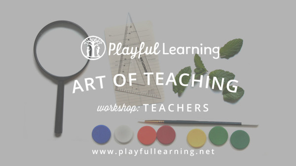 Art of Teaching Wokshop