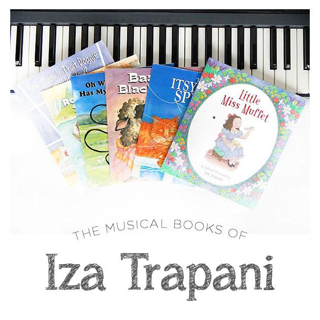 The Musical Books of Iza Trapani