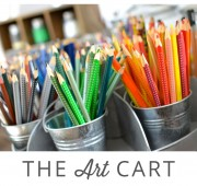 The Art Cart... Because makers gonna make!