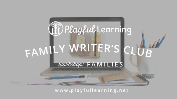Family Writer's Club
