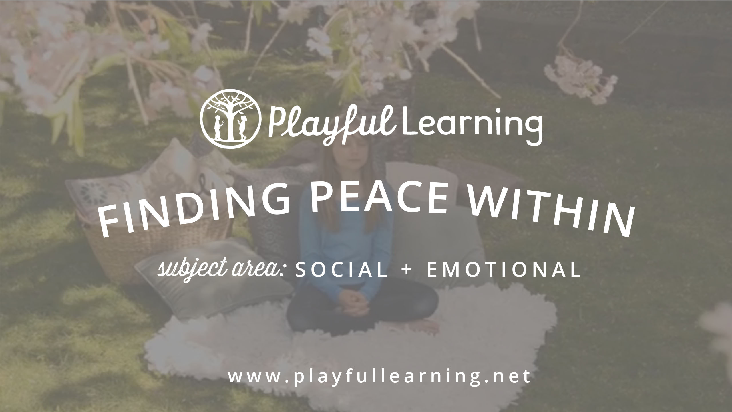 A Playful Lesson: Finding Peace Within