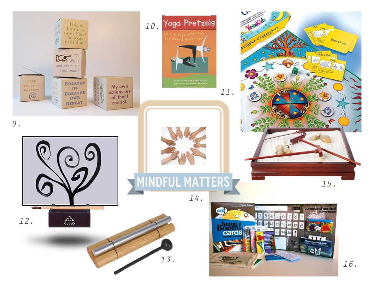 Mindful Gifts for Children