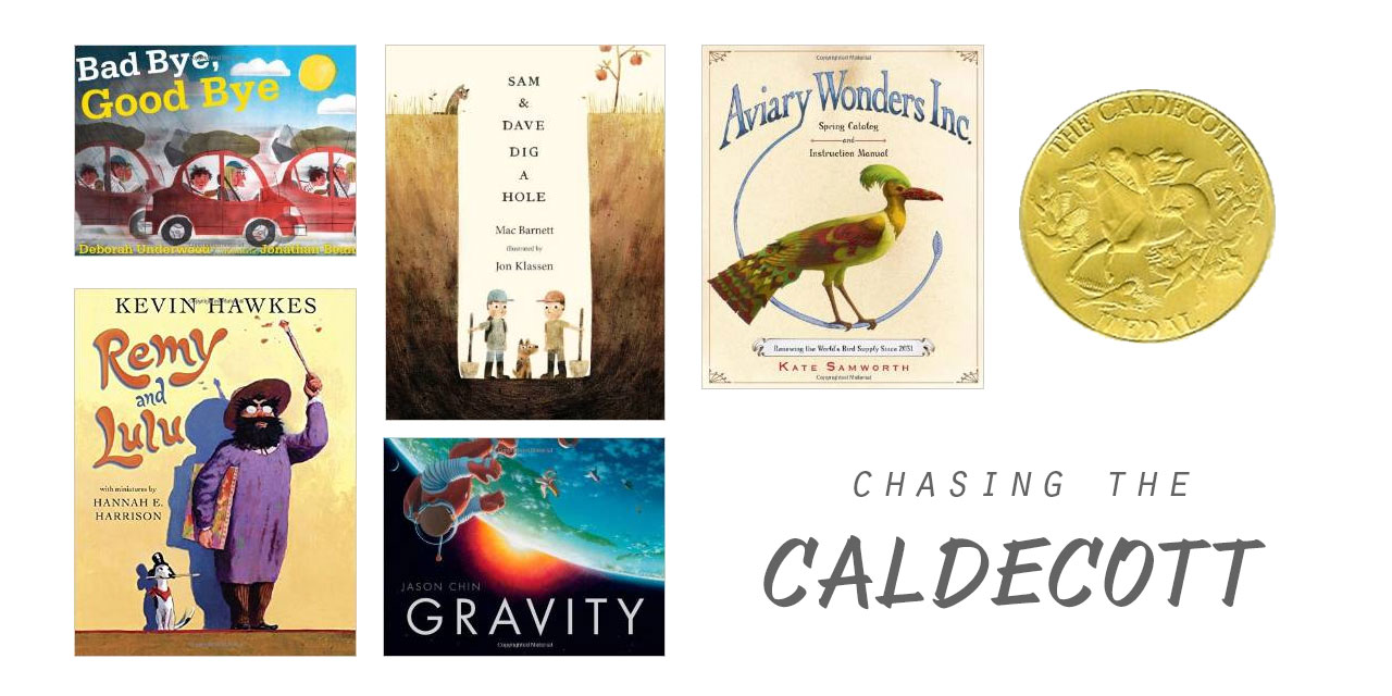 Chasing the Caldecott