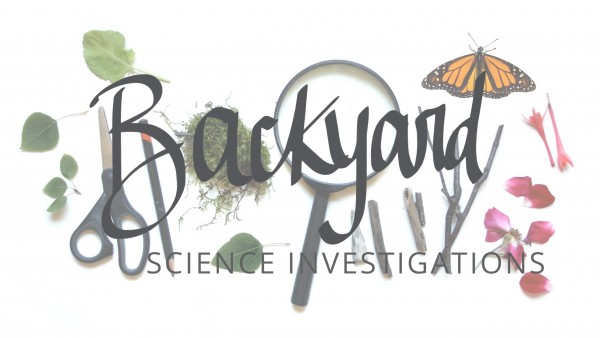 Backyard Science Investigations