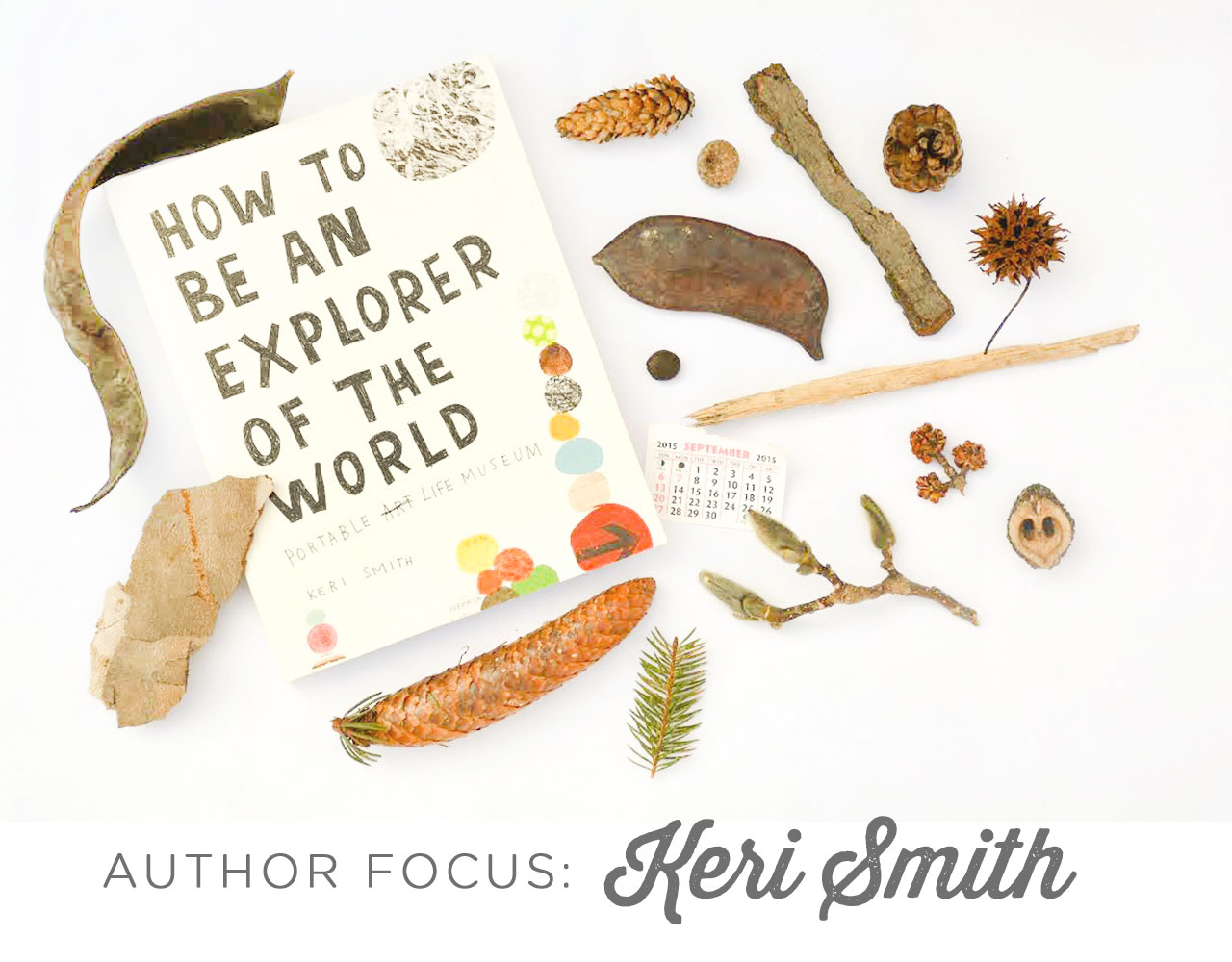 Author Focus: Keri Smith
