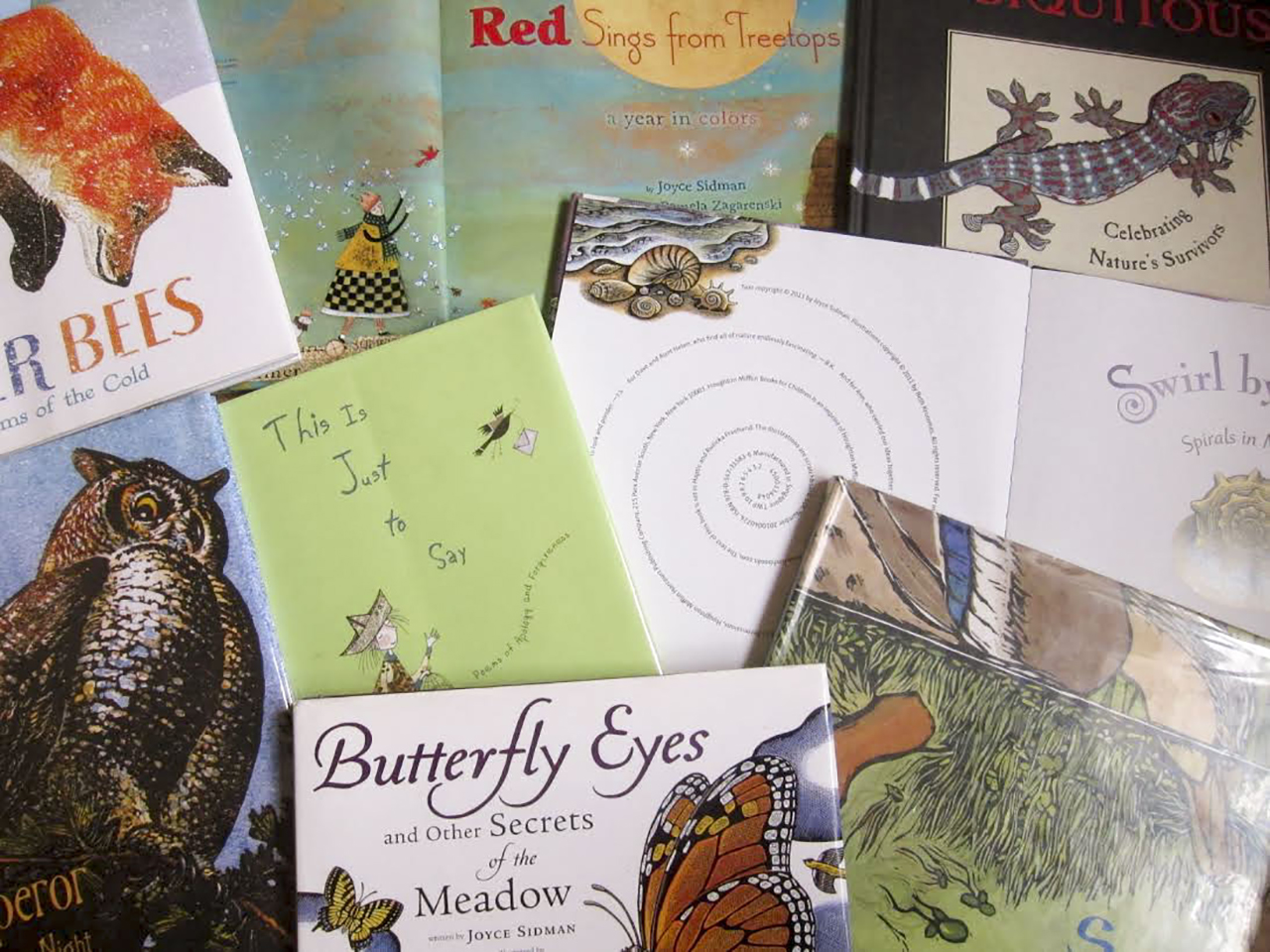 Favorite Poets for Children