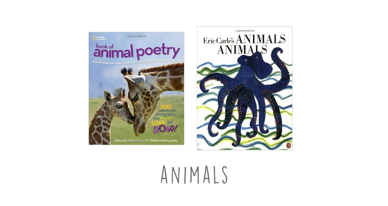 Poetry Anthologies