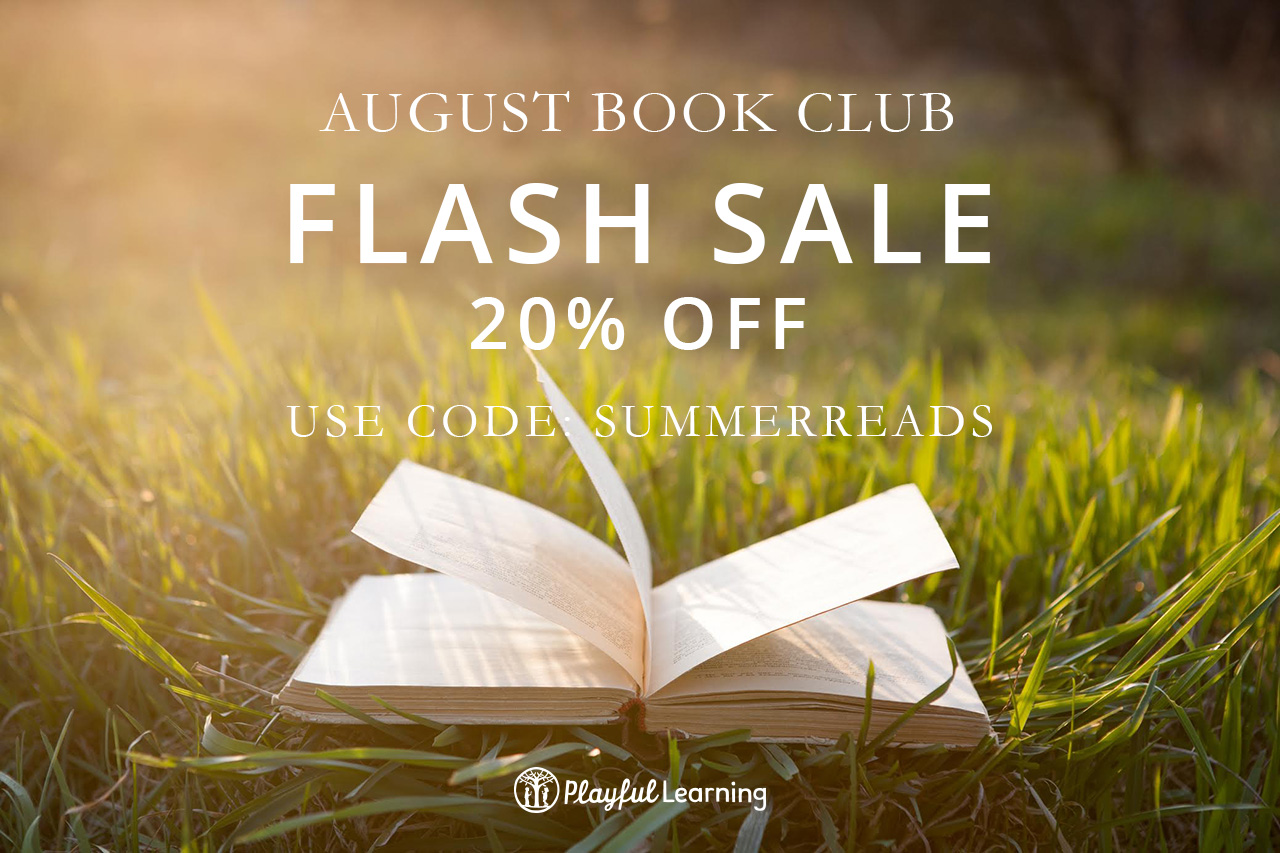 August Book Clubs