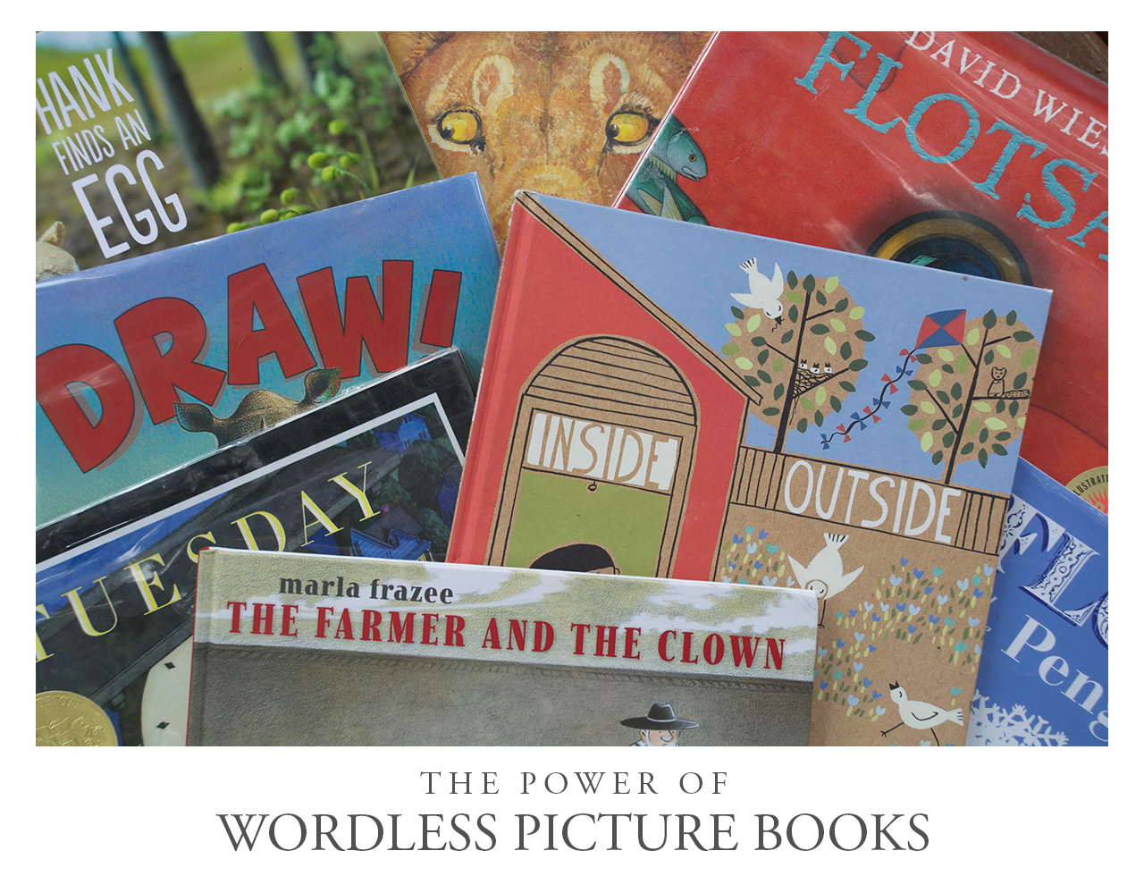 The Power of Wordless Picture Books