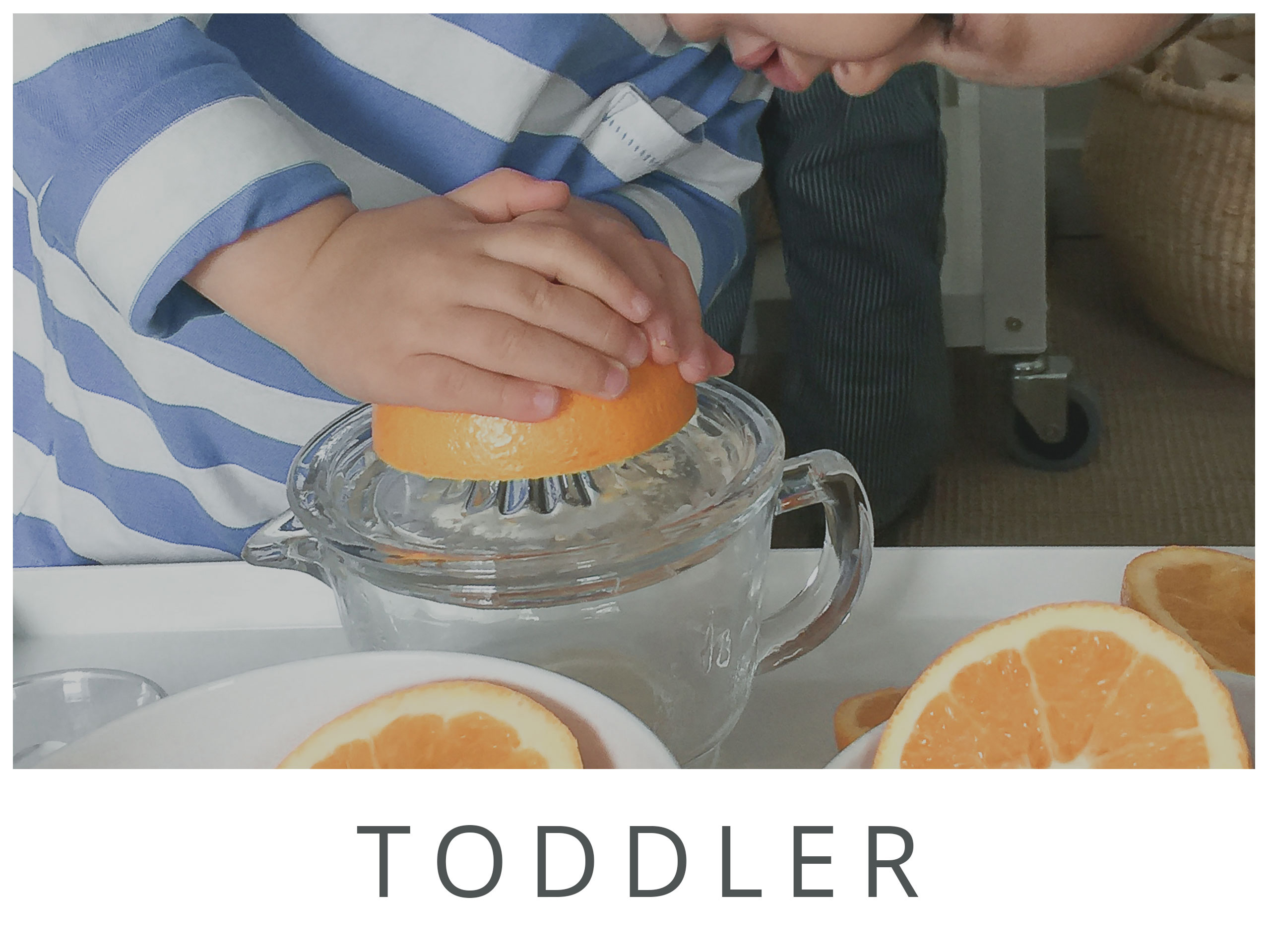 Playful Learning Toddler
