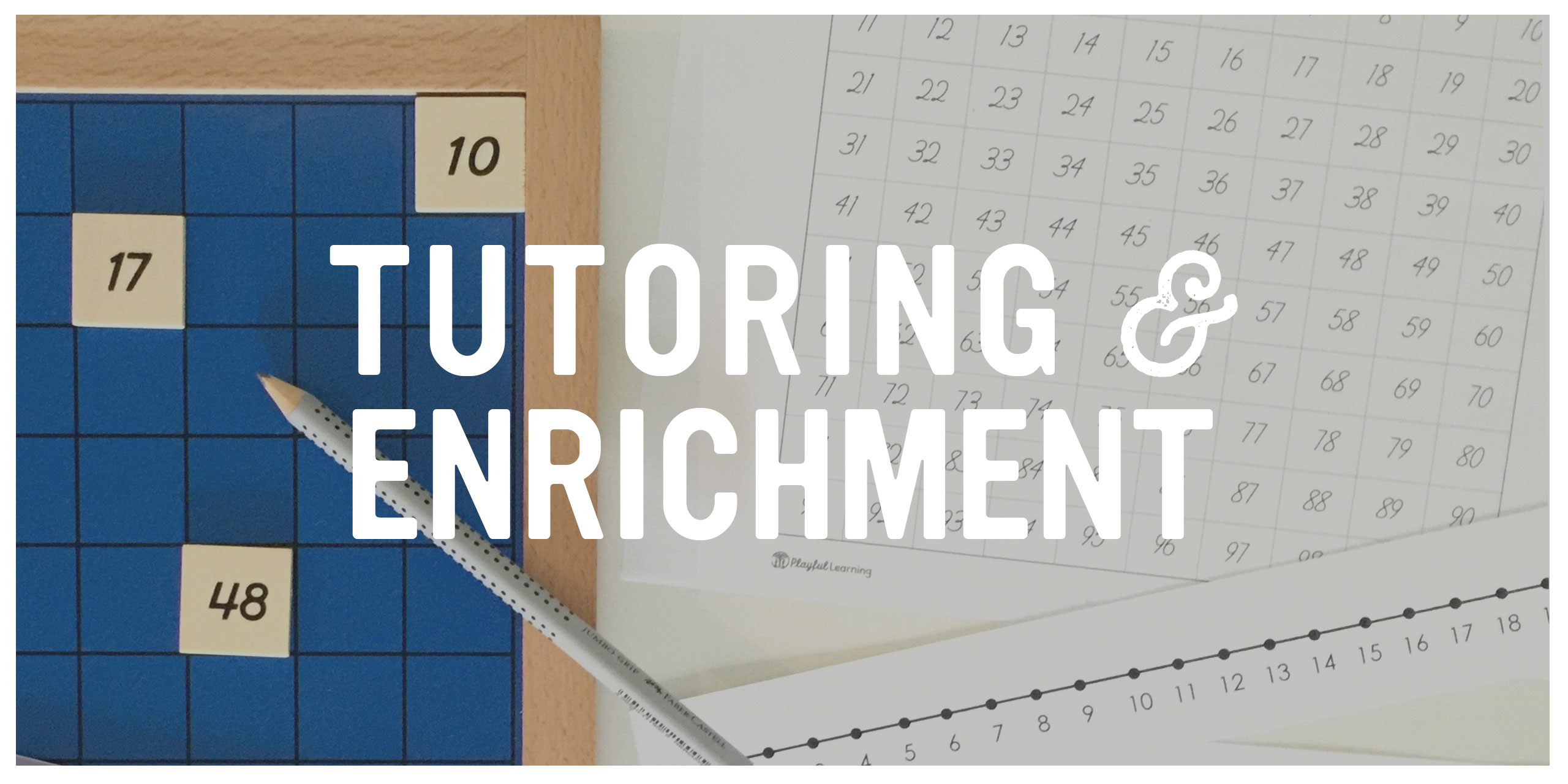Playful Learning Studio: Tutoring and Enrichment