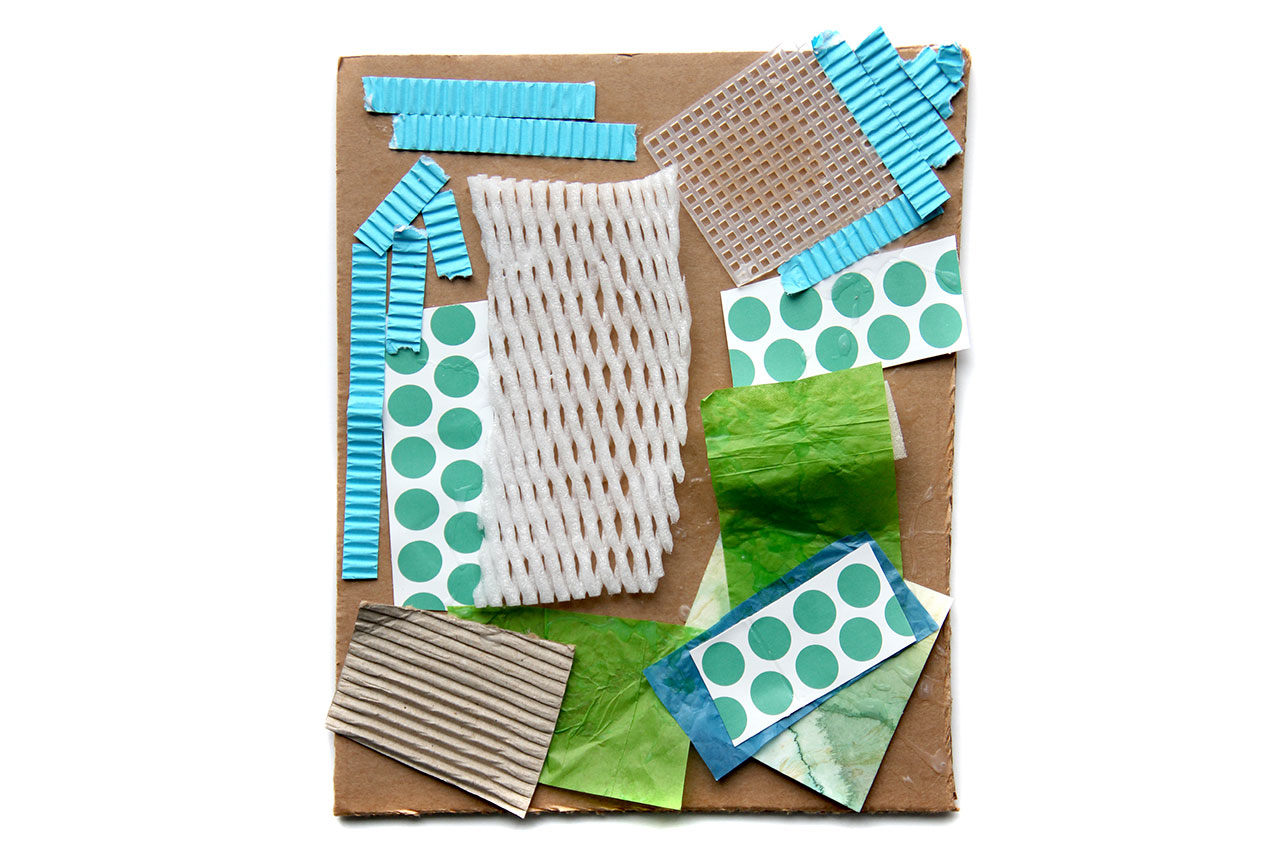 collage work for preschoolers introducing collage to children playful learning 326