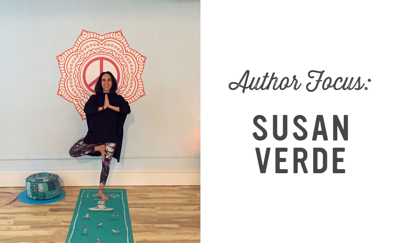 Author Focus: Susan Verde